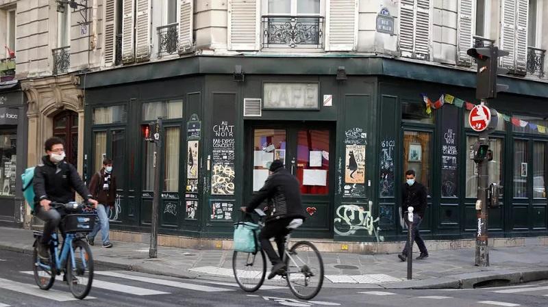Paris couvre-feu