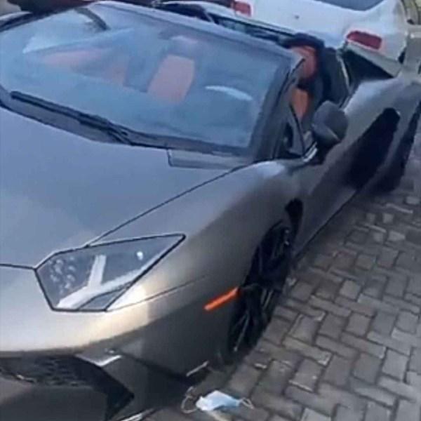 Davido Lamborghini