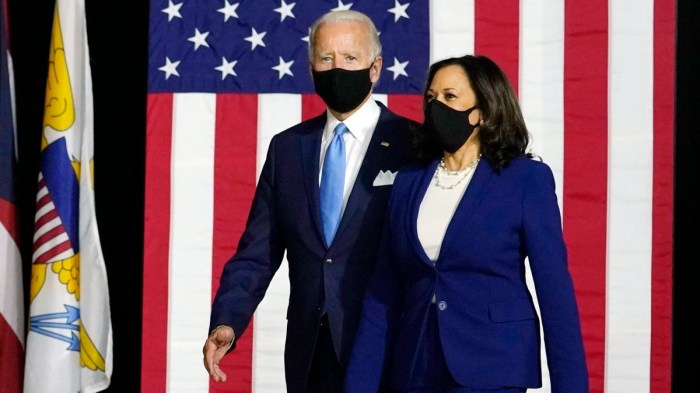Esther Ongeri Joe Biden