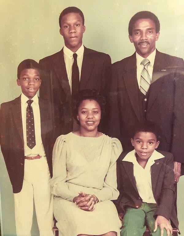 Chadwick Boseman Frères