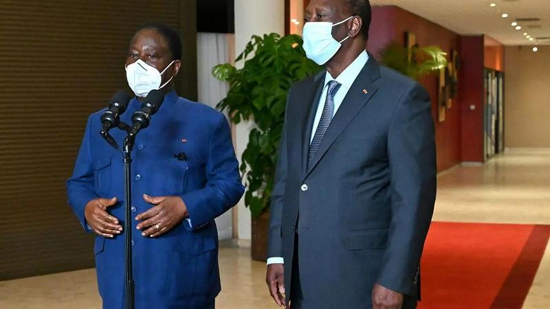 Henri Konan Bédié s'est-il rallié à Alassane Ouattara par peur?