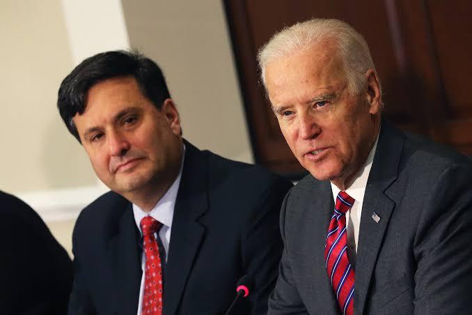 Joe Biden chef de cabinet