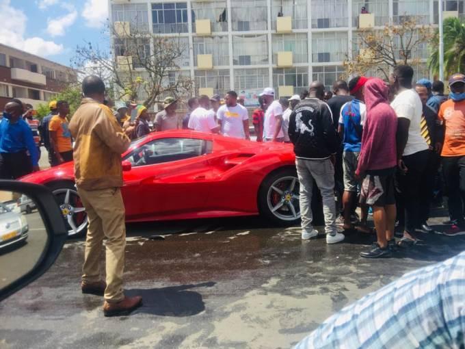 Ginimbi Ferrari