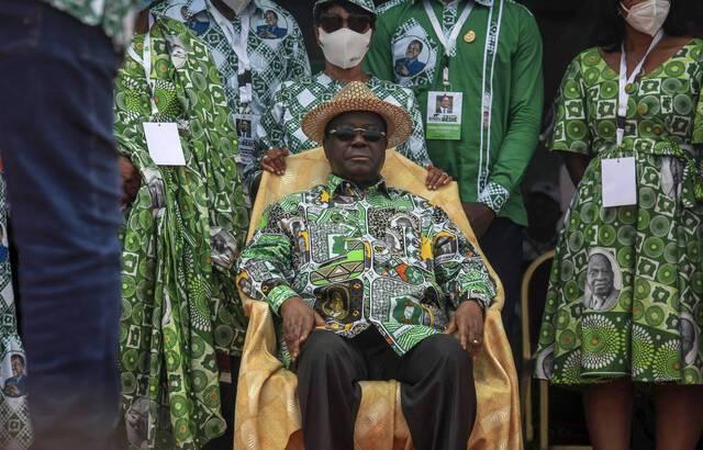 Côte d'Ivoire : La résidence du chef de l'opposition Bédié encerclée par les forces de l'ordre