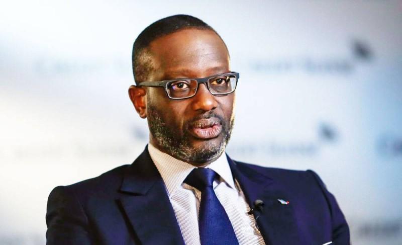 Tidjane Thiam nommé à la tête des finances au Rwanda