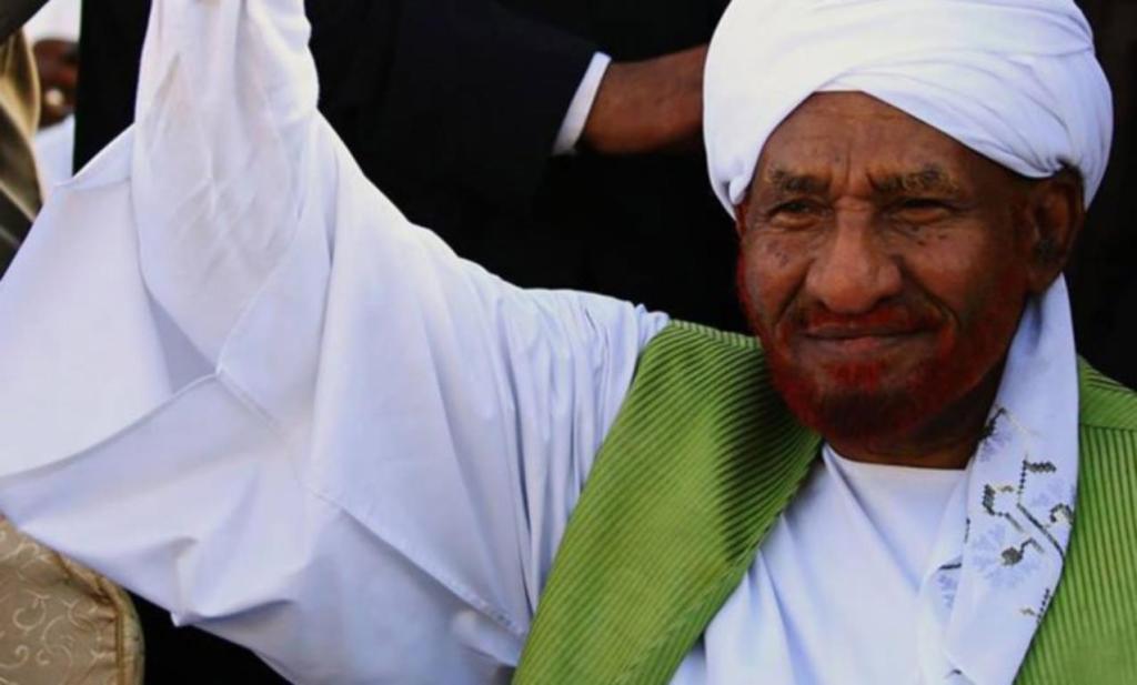 Sadeq al-Mahdi