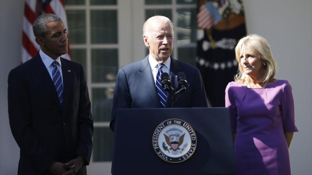 Joe Biden Président