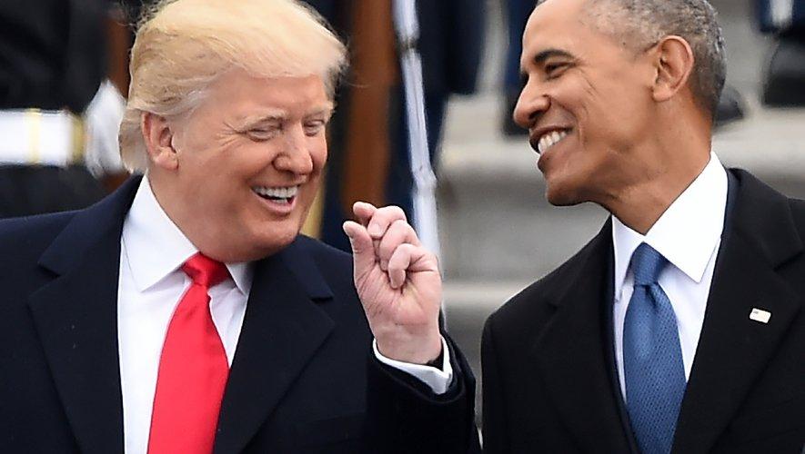 Barack Obama explique comment Donald Trump a divisé les États-Unis