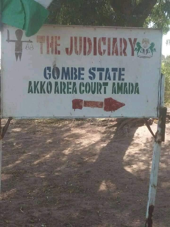 Nigeria / Insolite : Cette salle de justice est unique en Afrique