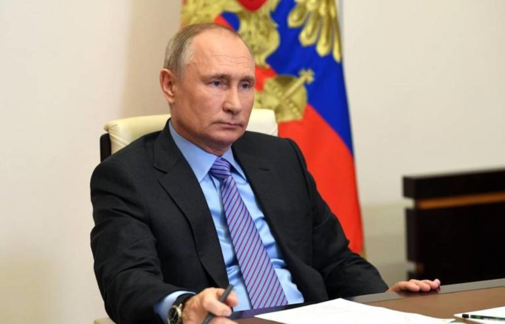 Vladimir Poutine vaccin Spoutnik V