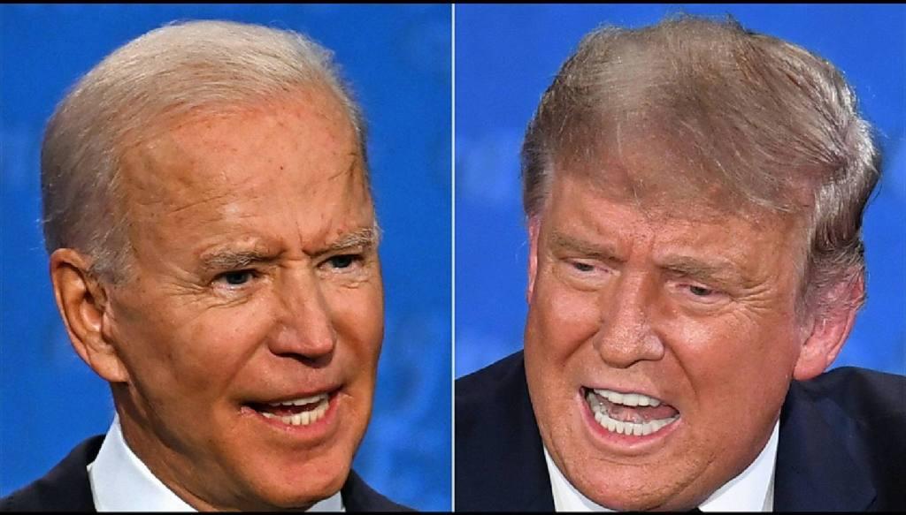 Donald Trump Joe Biden prestation de serments