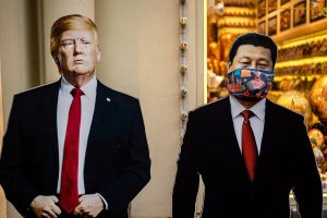 Chine suspend administration Trump