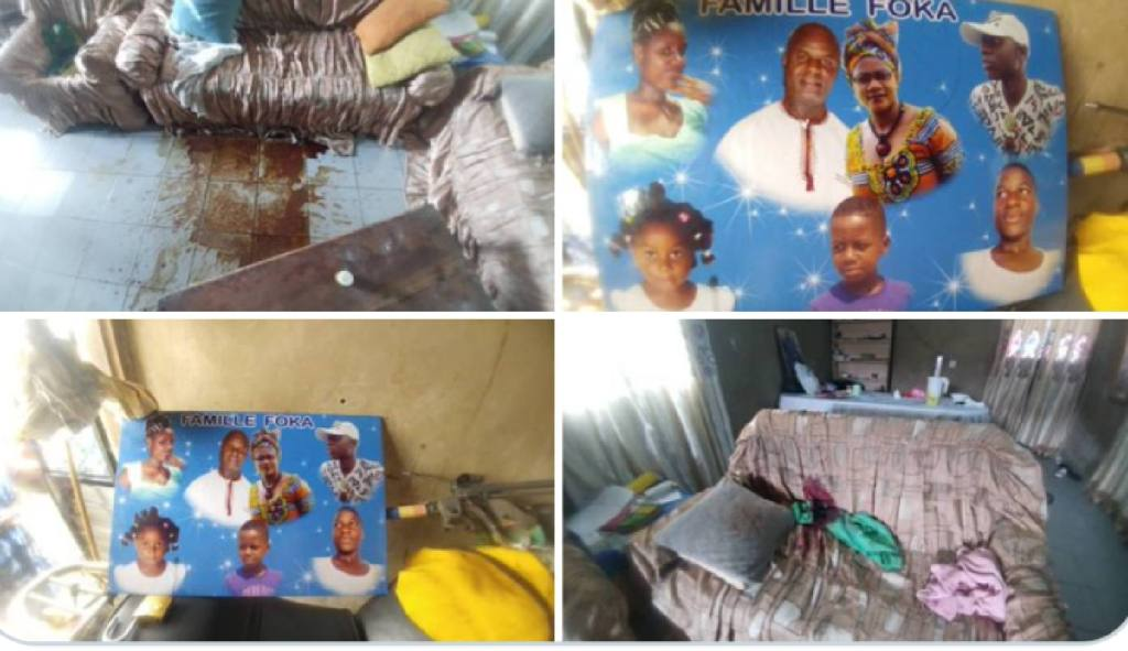 Xavier Foka suicide pendaison trahison femme buzz Cameroun