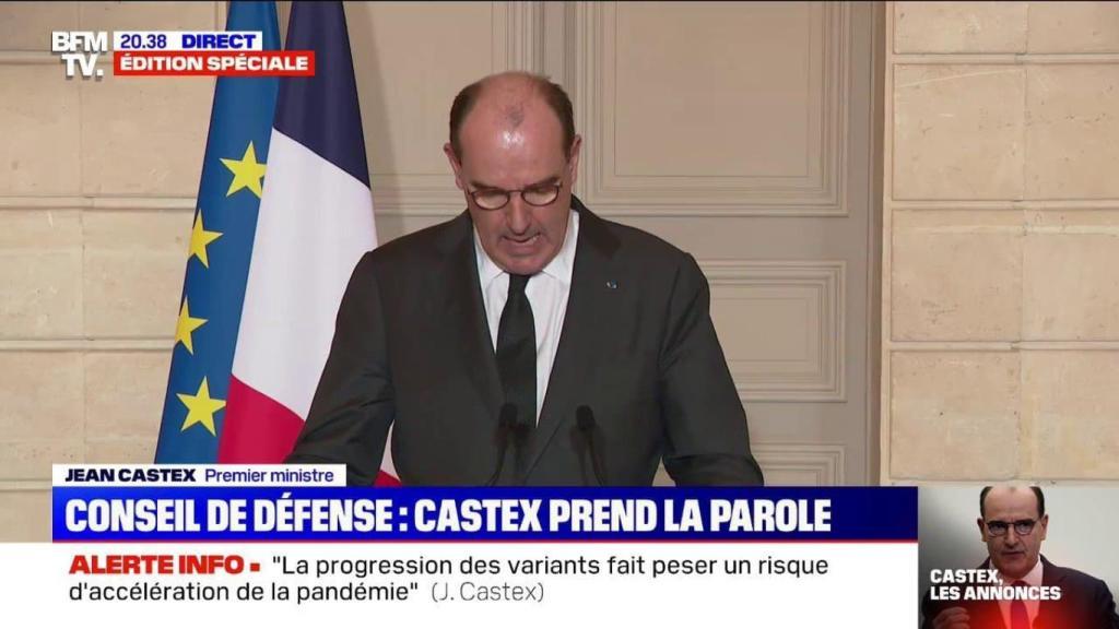 France fermeture des frontières Covid-19