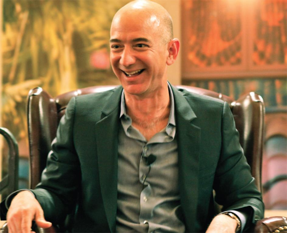 Jeff Bezos Forbes plus riche