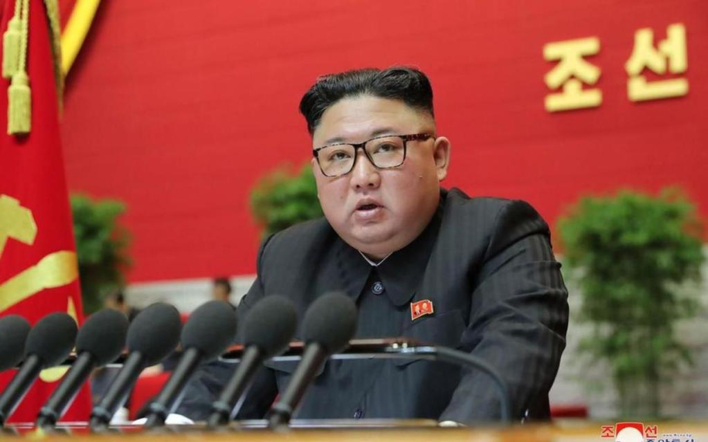 Kim Jong-un Joe Biden