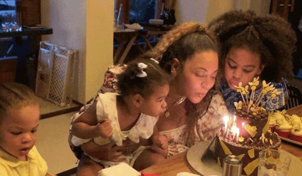 Beyoncé anniversaire