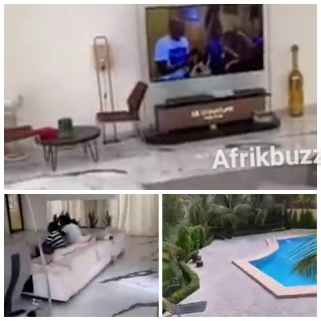 Sidiki Diabaté maison luxe