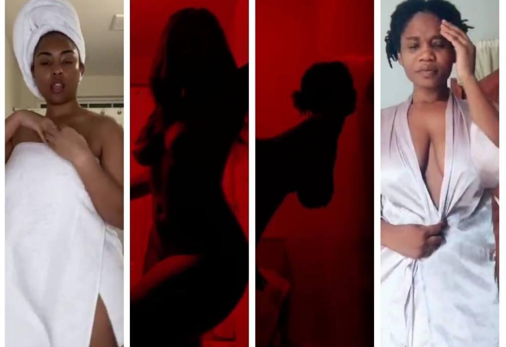 TikTok Challenge femmes nues