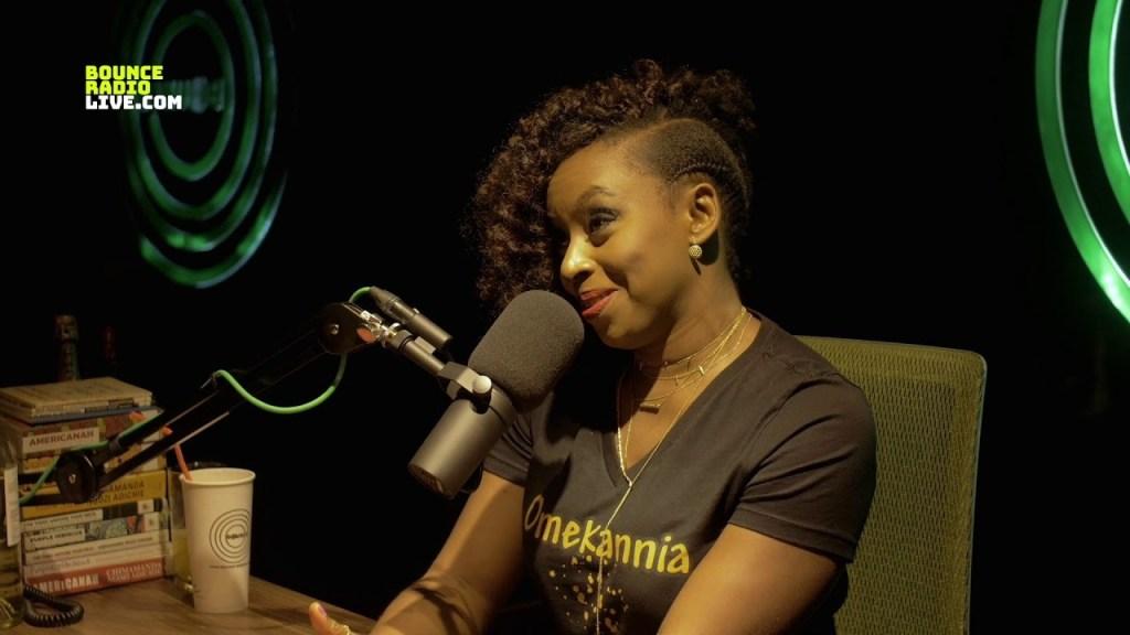 Chimamanda Adichie catholique