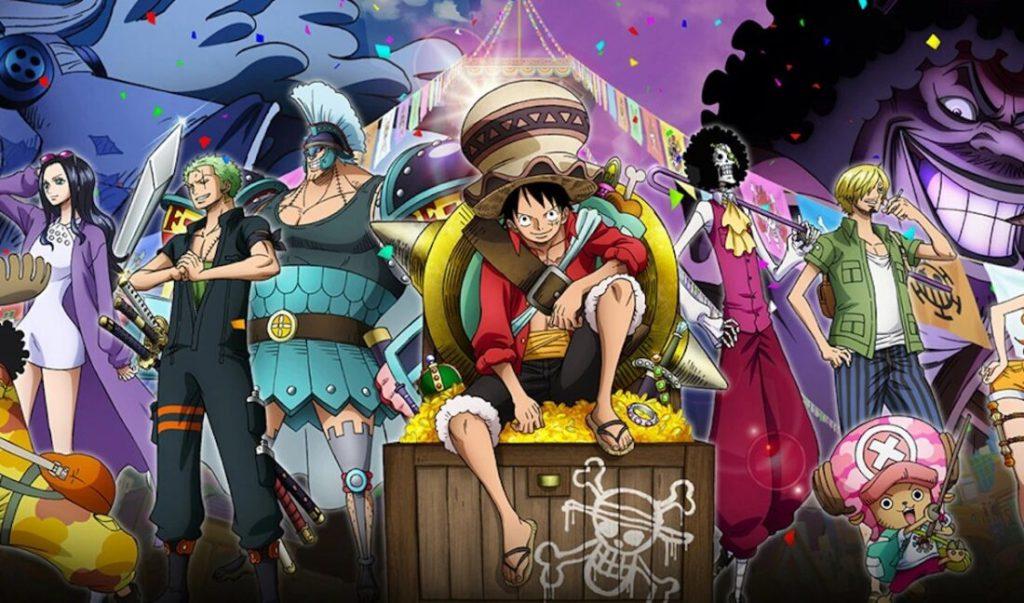 Eiichiro Oda One Piece
