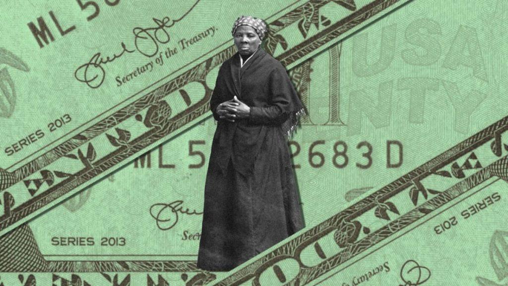 Harriet Tubman billet dollar
