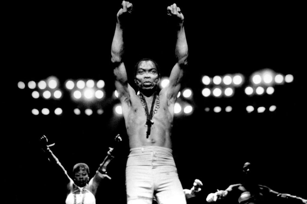 Fela Kuti Rock & Roll Hall of Fame 2021
