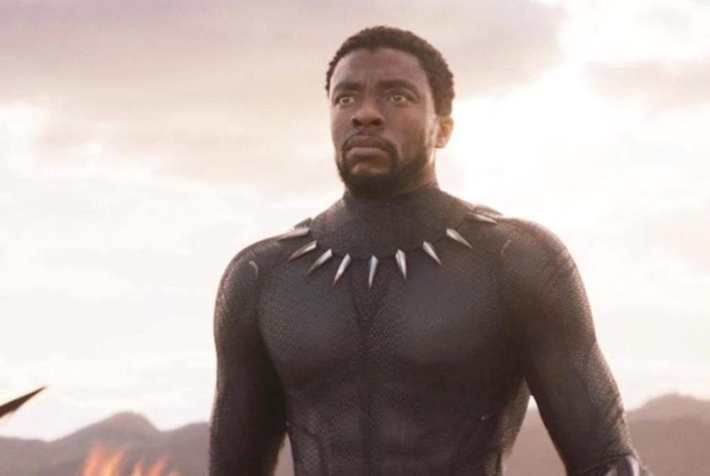 Black Panthers Chadwick Boseman successeur