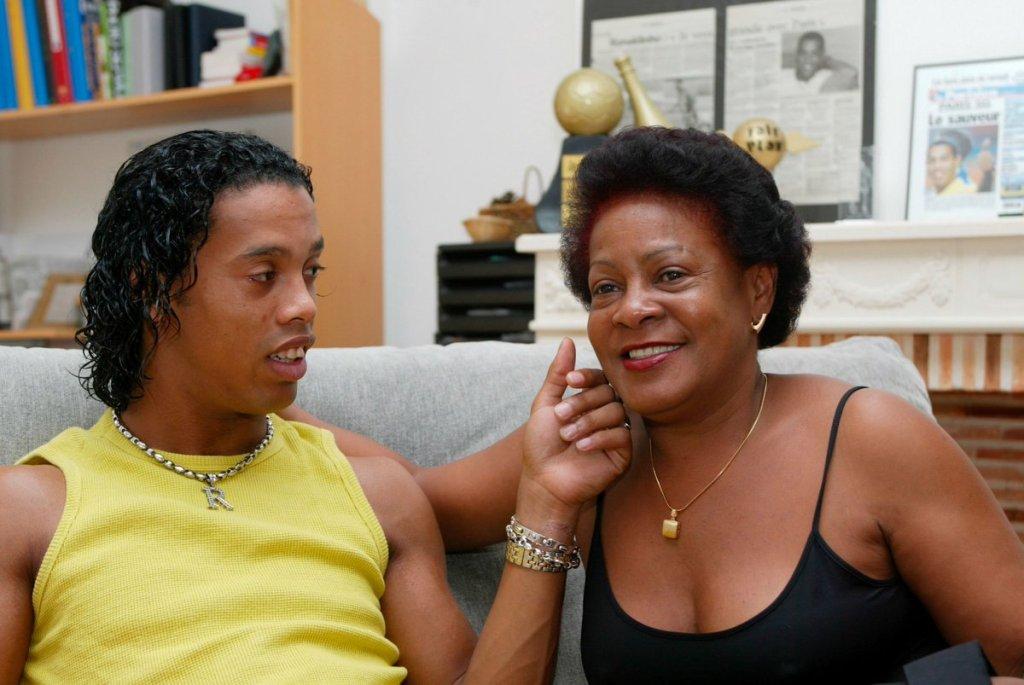 Ronaldinho mère morte coronavirus