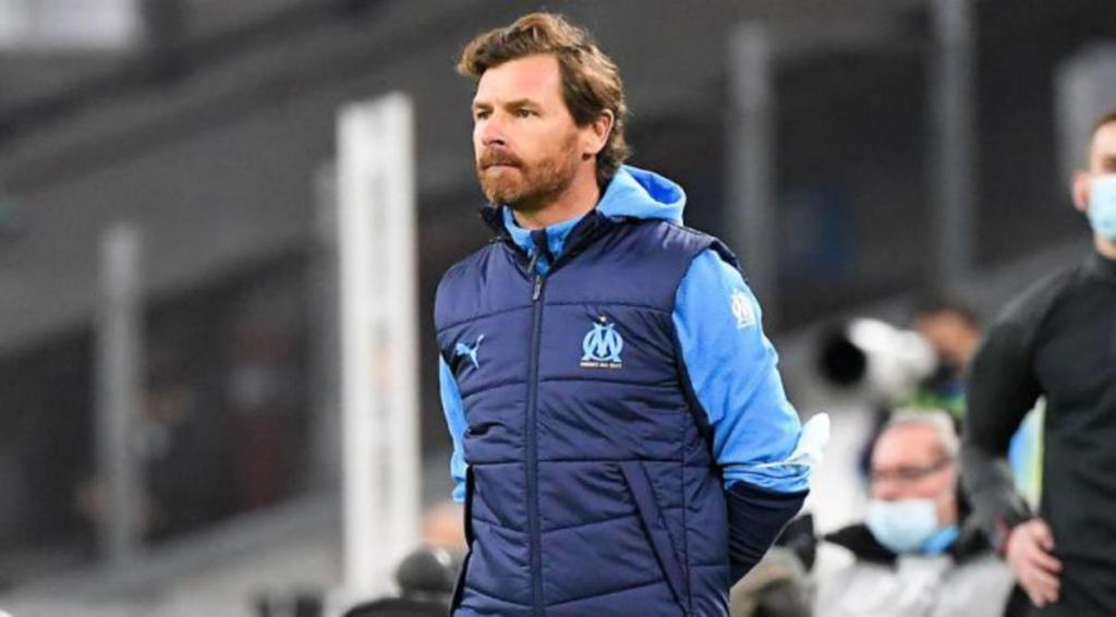 André Villas-Boas quitte Olympique de Marseille