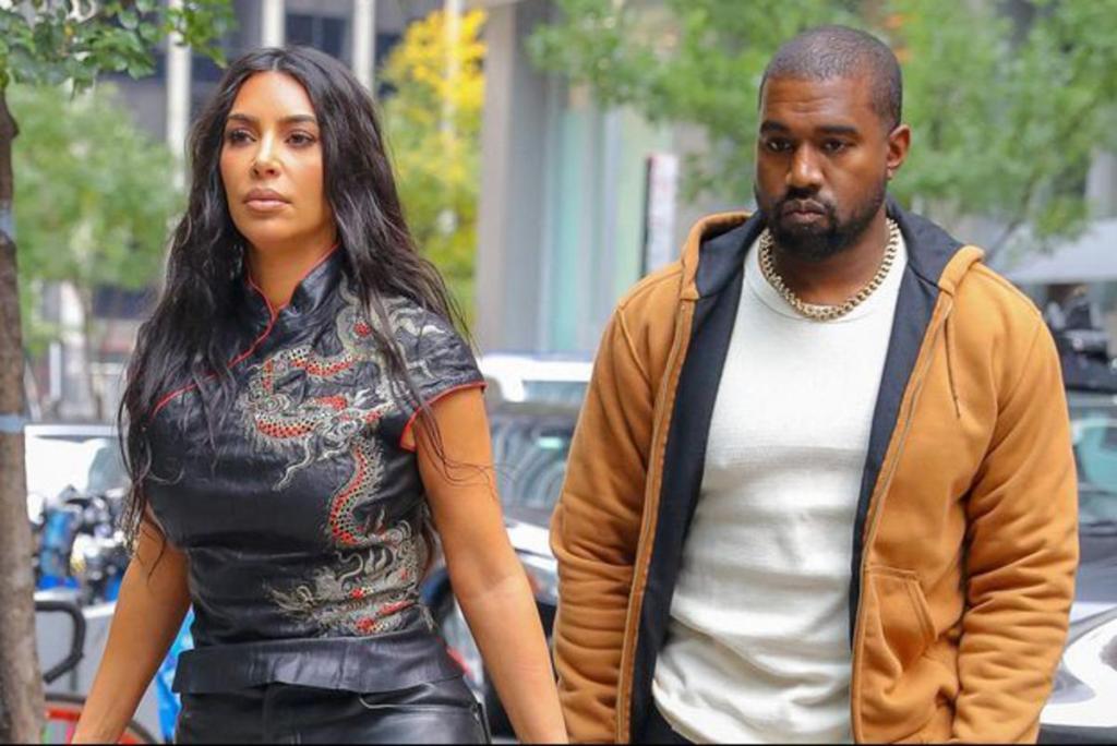 Kim Kardashian demande divorce Kanye West