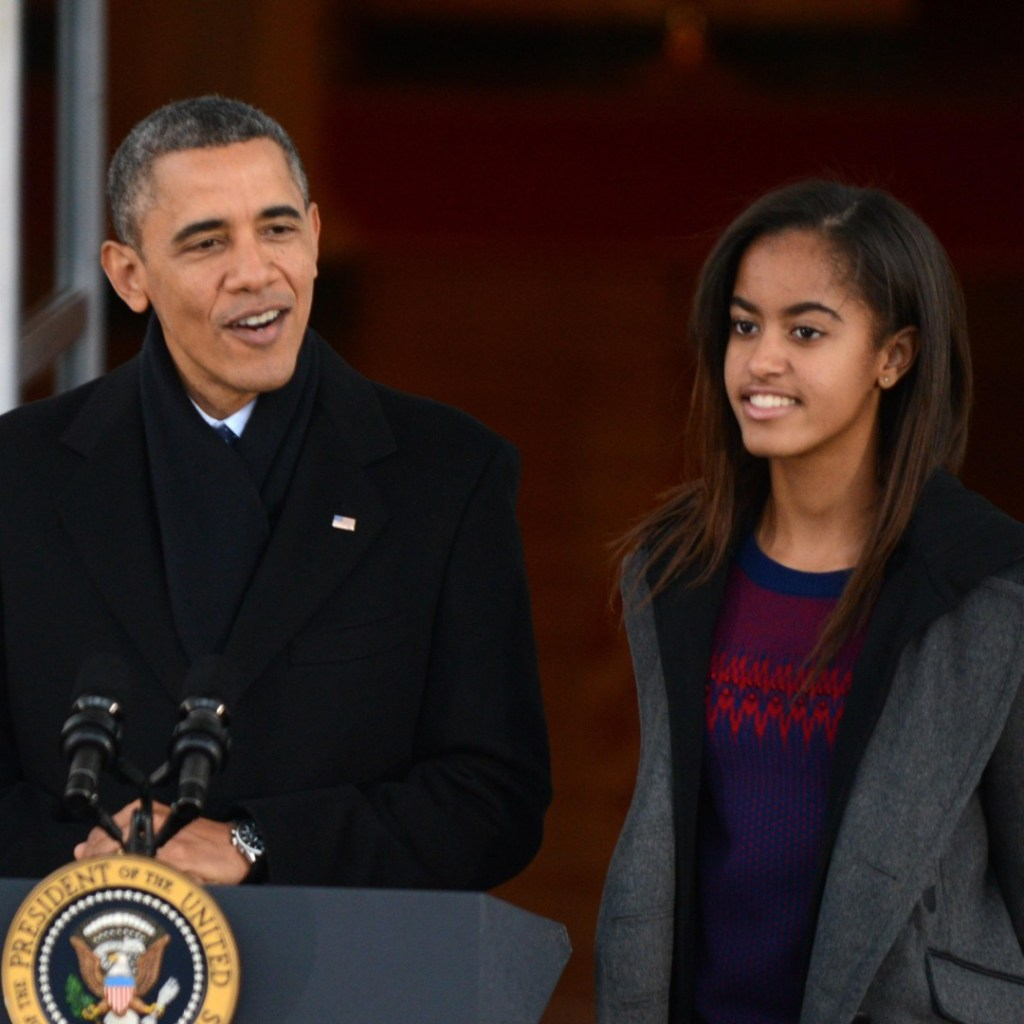Malia Obama actrice Hive 1è série