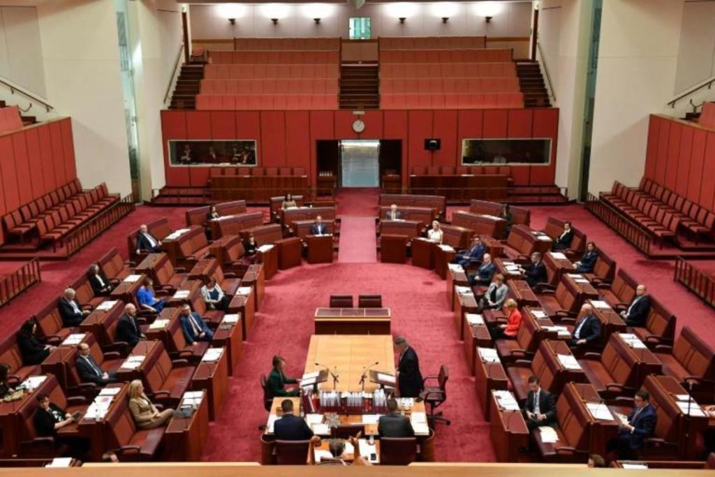 Scott Morrison scandale sexuel ministres sanctions