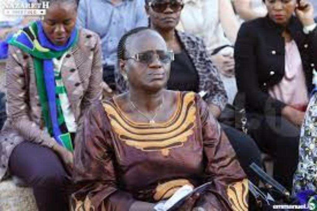 John Janet Magufuli hommage