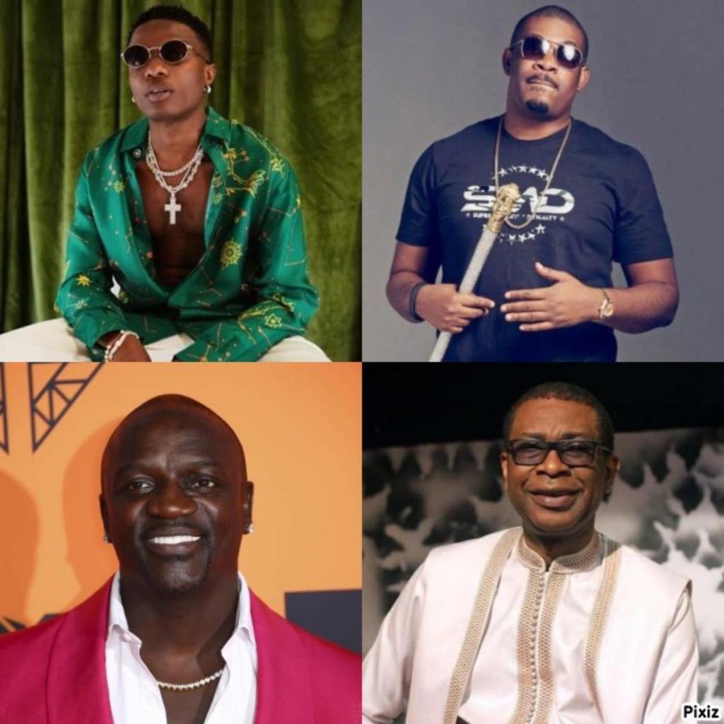 artistes africains les plus riches fortune