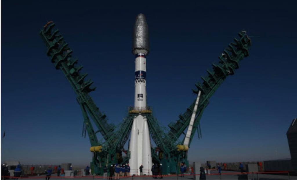 satellite Tunisie Challenge-1 fusée Soyouz