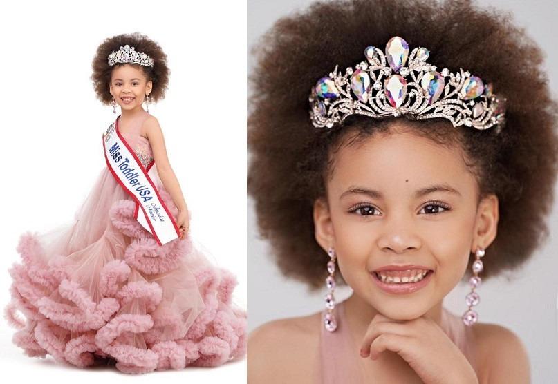 Kleopatra Vargas Miss USA