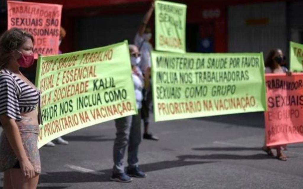 Brésil vaccin prostituées covid 19