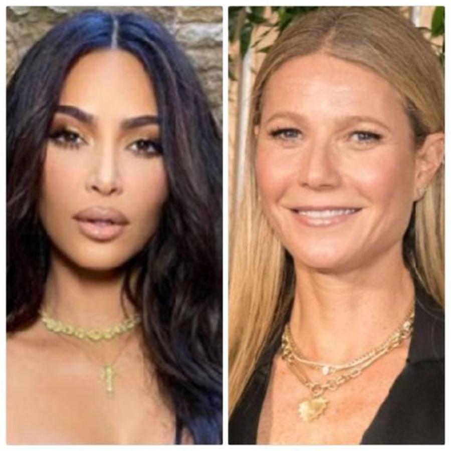 Kim Kardashian Gwyneth Paltrow cadeau vibromasseur morale divorce douloureux