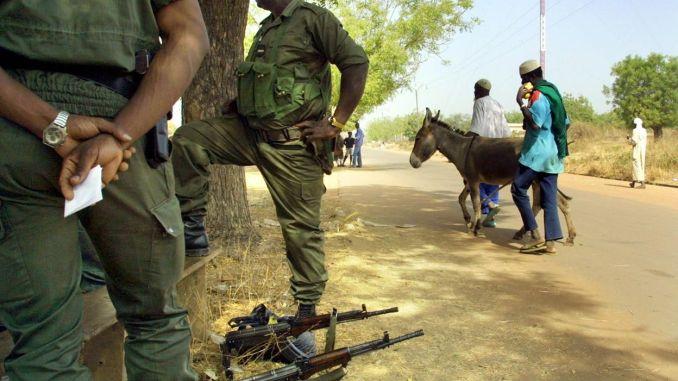 Côte d'Ivoire attaquée