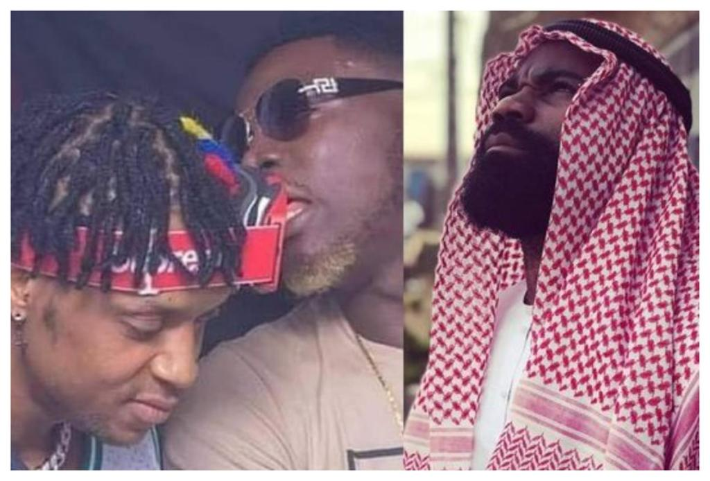 Sheney Obiang Tiesco le Sultan