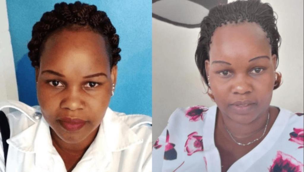 Caroline Kangogo policière kényane recherchée