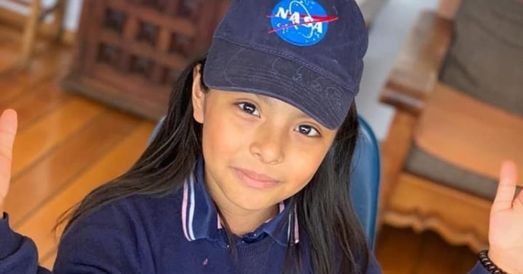 Adhara Pérez Sánchez fille plus intelligente