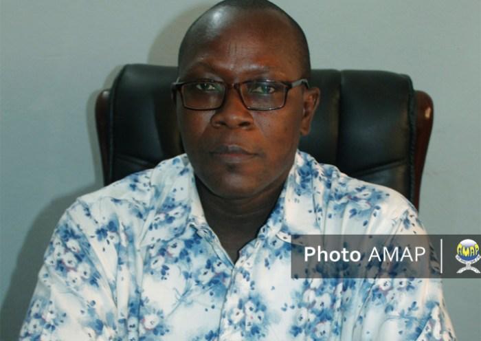 Alou Coulibaly, inspecteur du travail