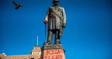 Afrique du Sud : Campagne de suppression des statues glorifiant l'apartheid