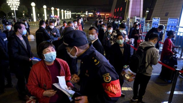 Wuhan virus' no more: US and China in truce