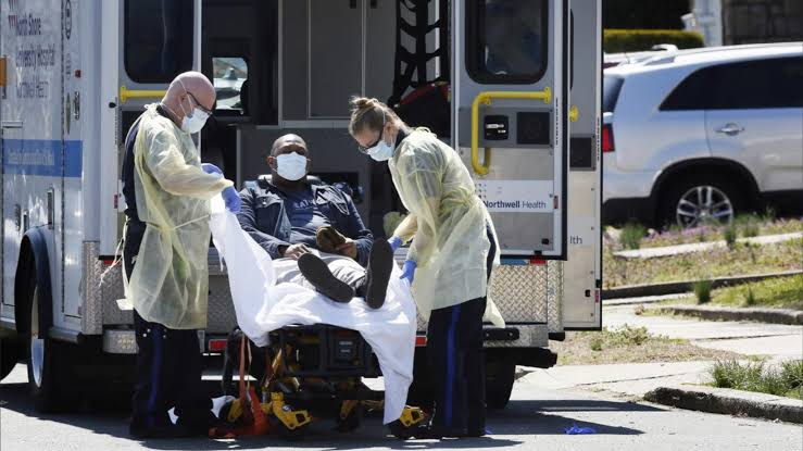 US COVID-19 Cases Top 1.1m As Deaths Near 68,000
