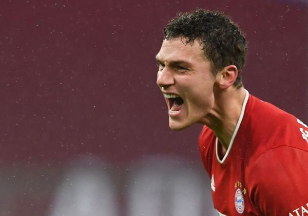 Bayern defender Pavard sidelined with COVID-19 infection