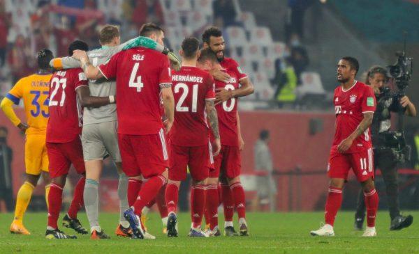 Bayern win Club World Cup