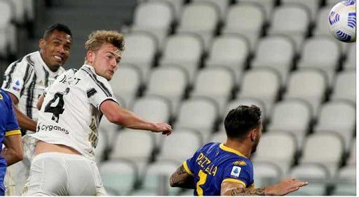 Matthijs de Ligt is worth gold for Juventus